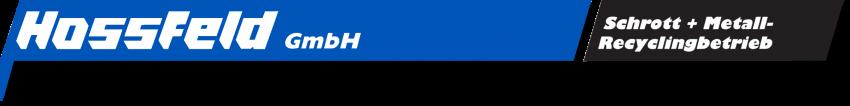 Logo | Hossfeld GmbH in Engelskirchen | Entsorgung und Recycling